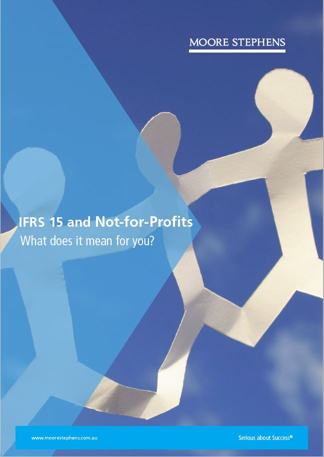 IFRS15 & NFPs